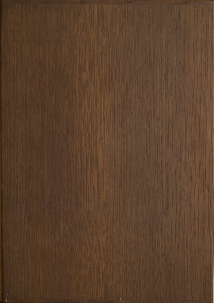 Slab door - Walnut - Natural